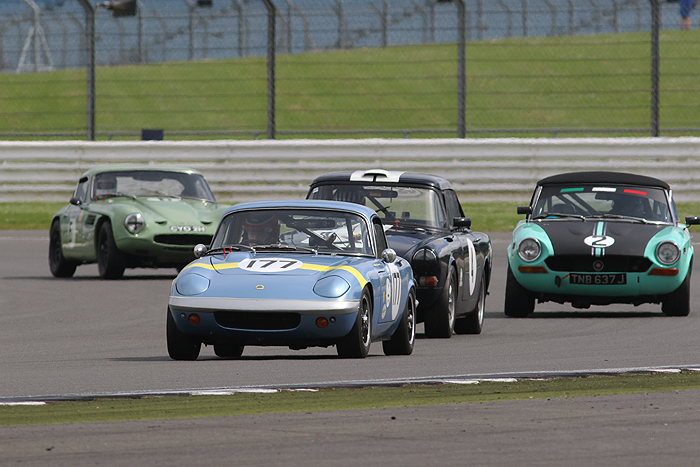 HSCC Road Sports to race at Silverstone Classic