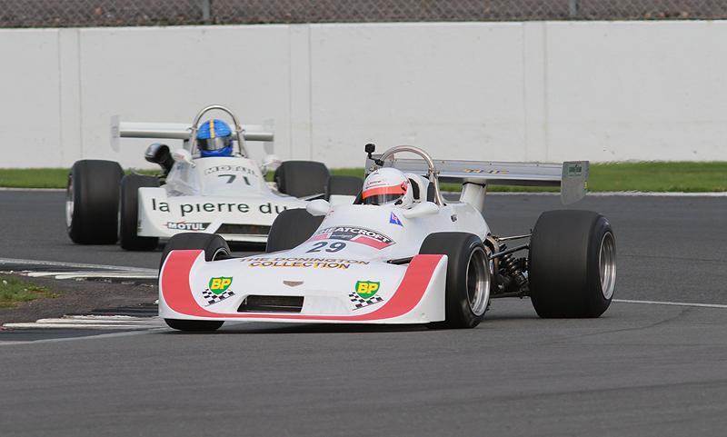 Major interest in HSCC Historic Formula 2