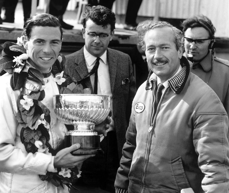 Jim Clark to be remembered by HSCC