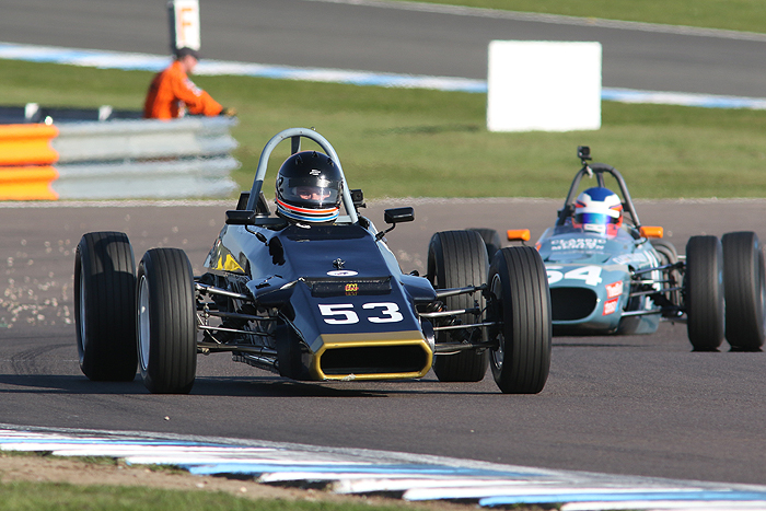 HSCC season to start at Donington Park
