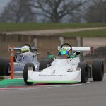 Fantastic start to HSCC season at Donington Park