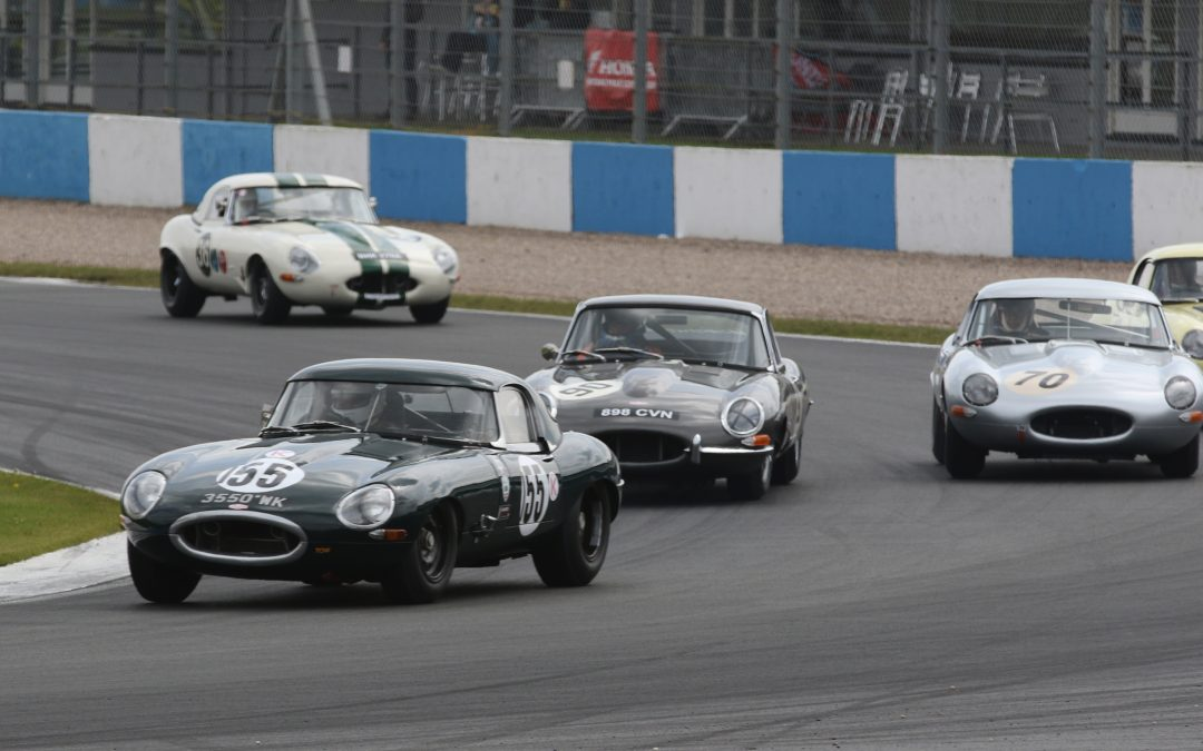 HSCC races to feature at Donington Historic Festival