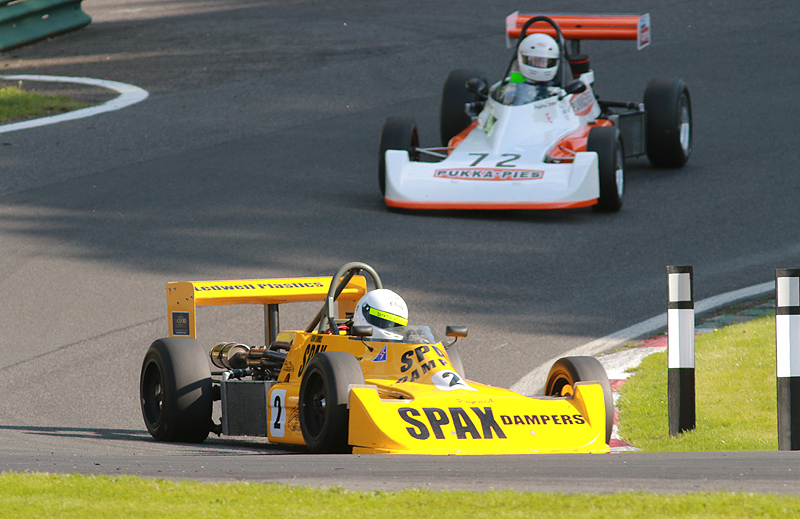 Cadwell Park Wolds Trophy next for HSCC