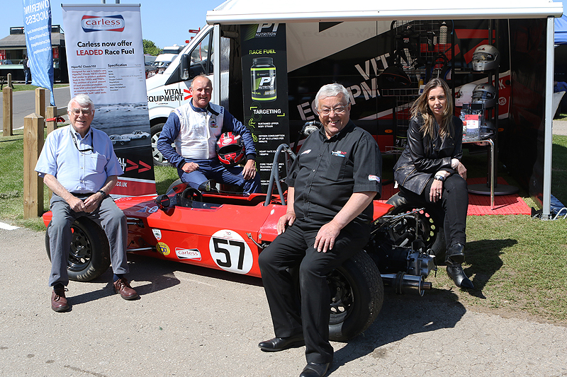 Carless Racing Fuels partners with Historic Formula Ford