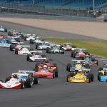 Historic F2 success story at Silverstone GP