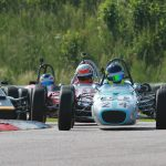 HSCC races star at Thruxton's 50th Anniversary