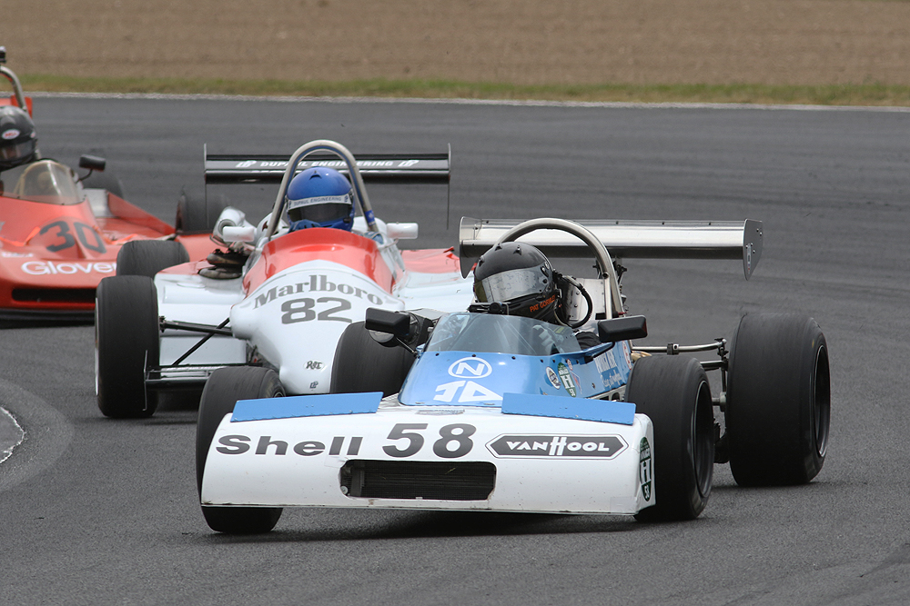HSCC racers shine on Silverstone Grand Prix circuit