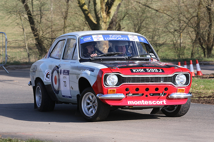 Rally cars wanted for Ford Escort celebration at Brands Hatch