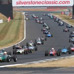 HSCC series shine at the Silverstone Classic