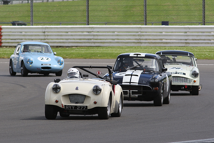 HSCC Road Sports classes head to Silverstone Classic