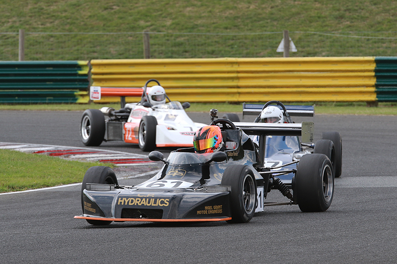 Grant headlines HSCC action at Croft