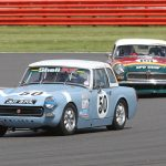 Austin Healey and MG Cup for 70s Road Sports