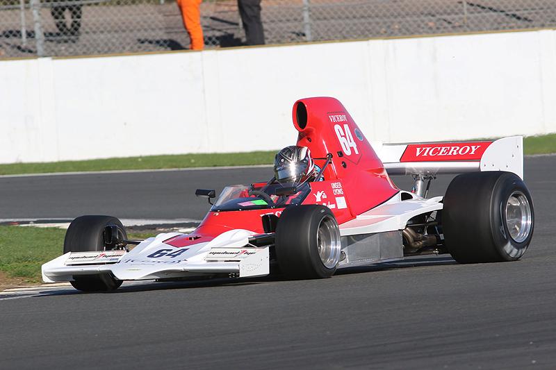 HSCC to honour Formula 5000 at Autosport International