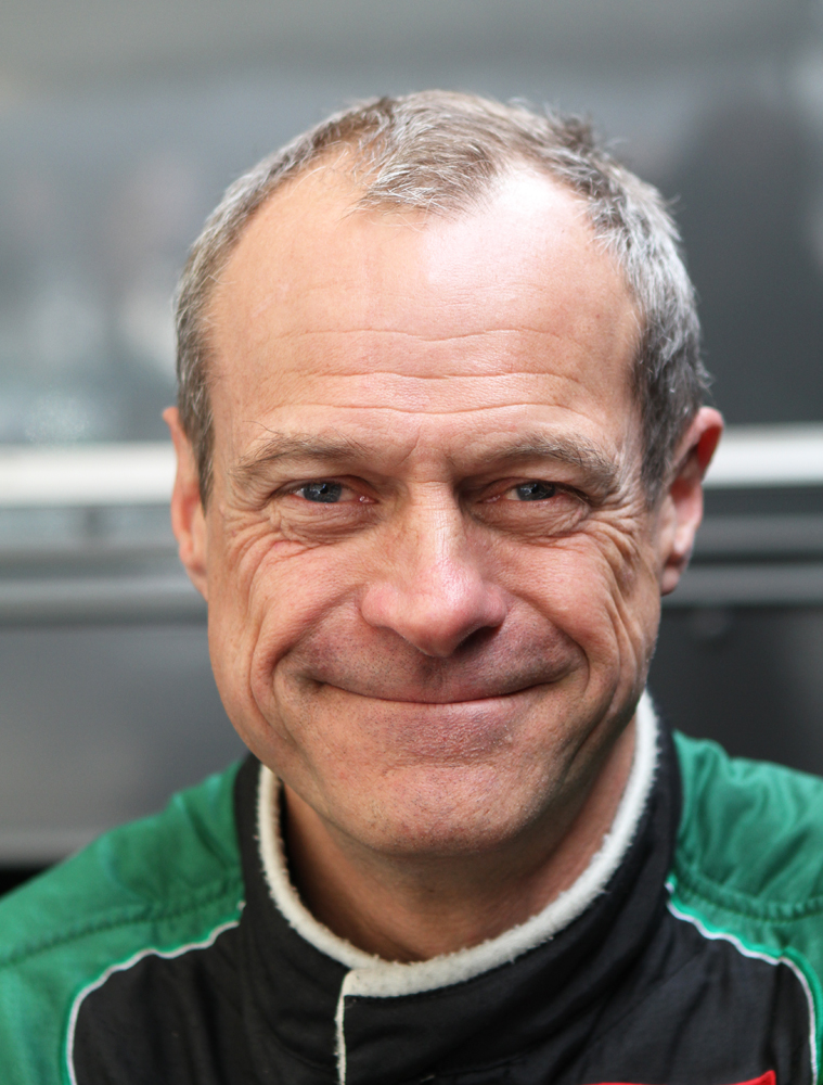 Martin Stretton