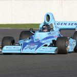 HSCC Formula 5000 celebration at Autosport International