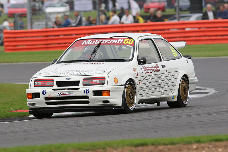 HSCC takes centre stage at Race Retro