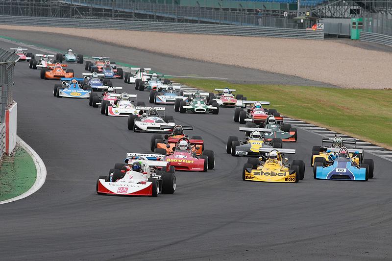 Record interest in HSCC Historic Formula 2