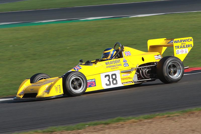 Spirit of championship award for Classic Formula 3