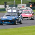 Barter and Clark share victories at Cadwell Park