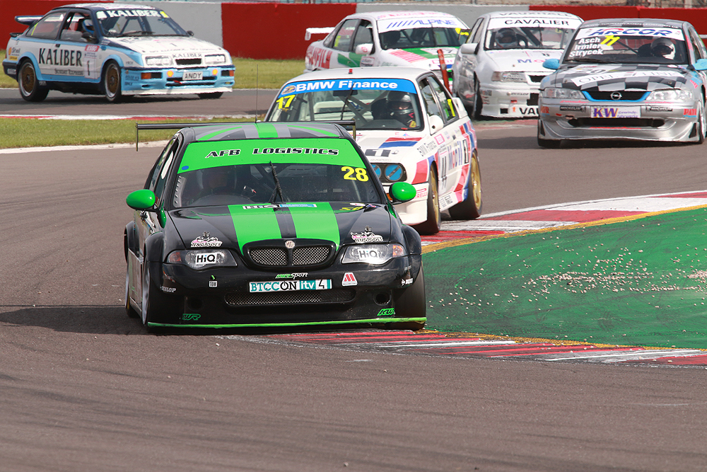 Whyte tops HSCC Dunlop Saloon Car Cup