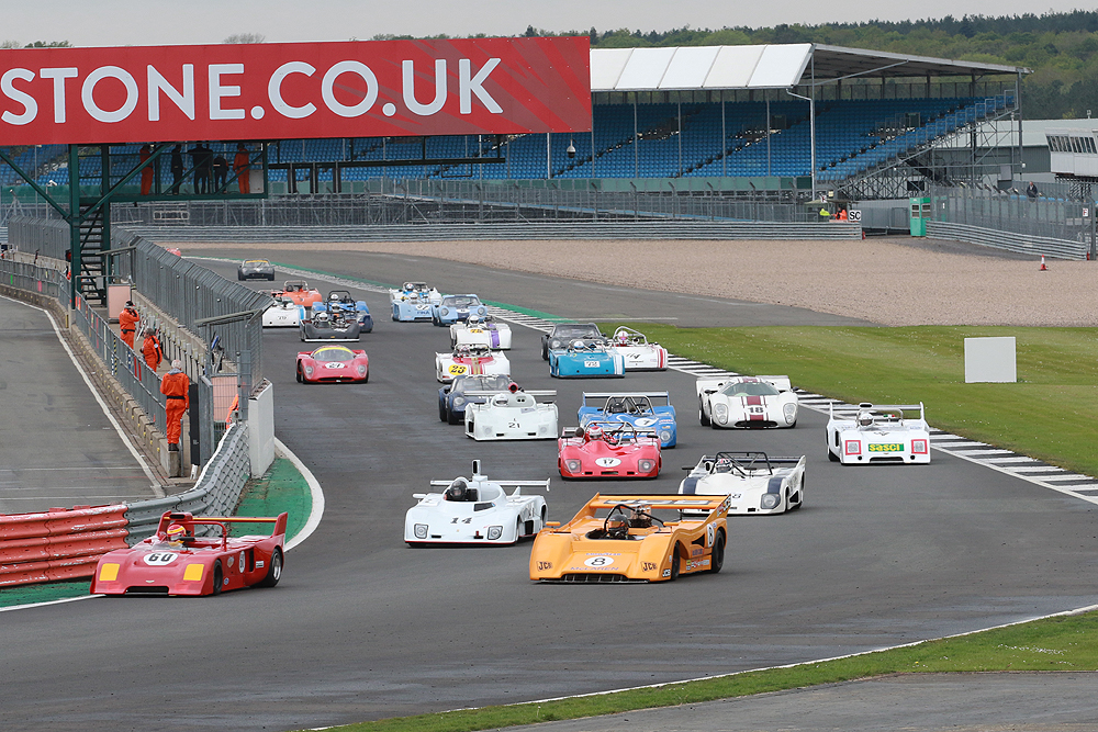 HSCC Thundersports to race at Silverstone Classic