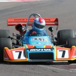 Tomlin does Historic Formula 2 double at Magny Cours
