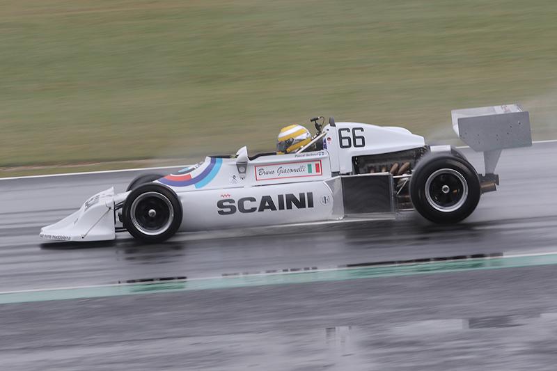 Silverstone Classic showcases Historic Formula 2
