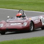 HSCC racers in action at Croft