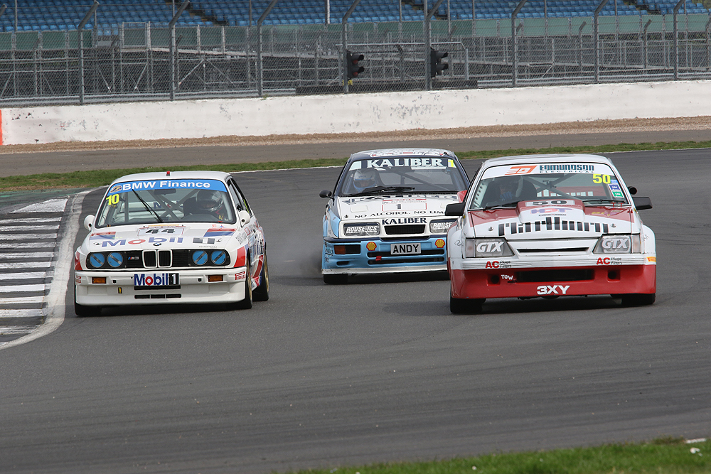 HSCC confirms Dunlop Saloon Car Cup for 2020