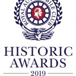 HISTORIC F2 IS AWARD FINALIST