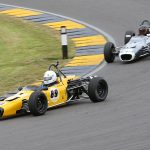 Historic FF Over 50s title to be settled at Silverstone