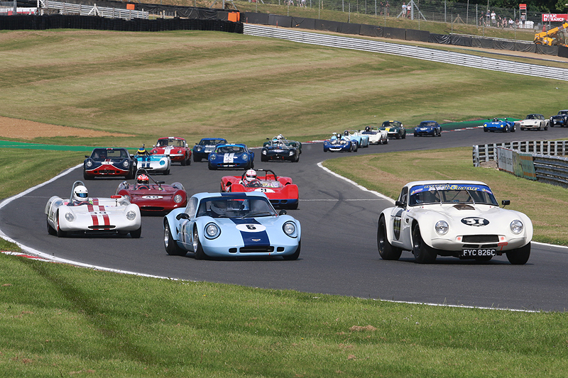HSCC underlines leading position in historic racing
