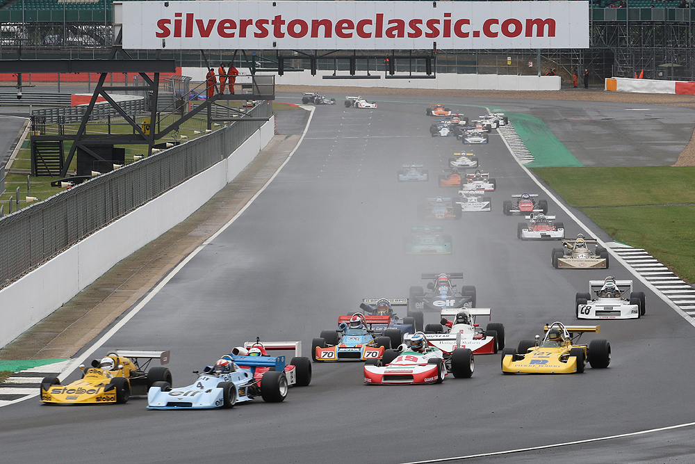 Historic Formula 2 wins major award