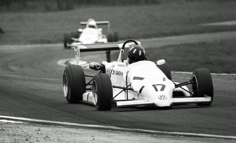 HSCC launches 1980s single-seater category