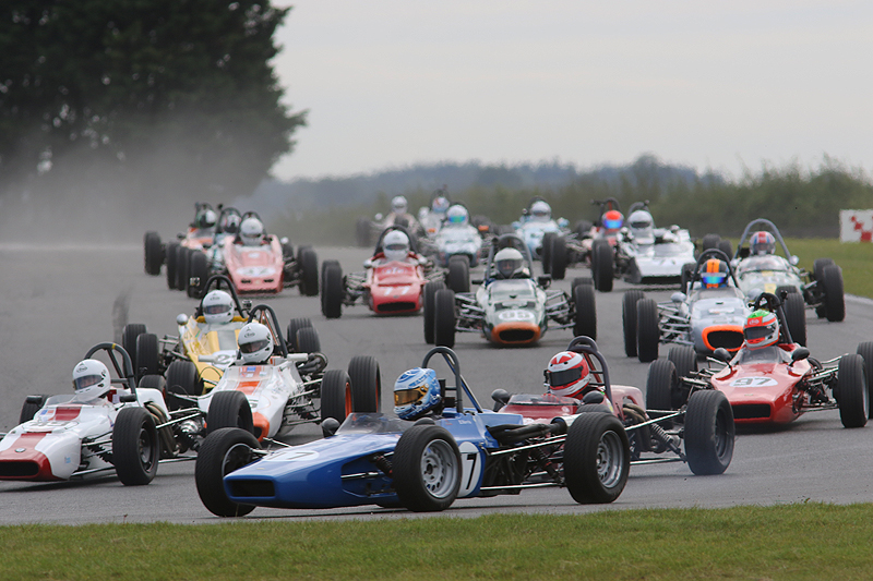 HSCC to celebrate Jim Russell at Snetterton
