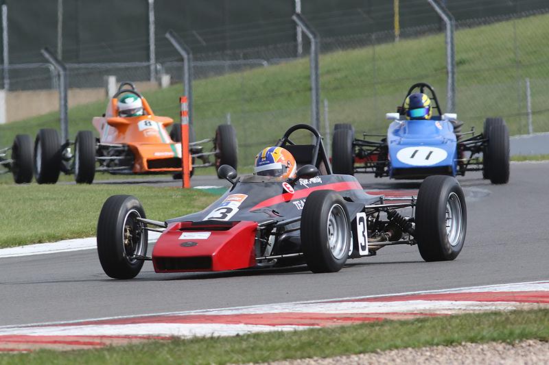 Classic Formula Ford set for bumper season