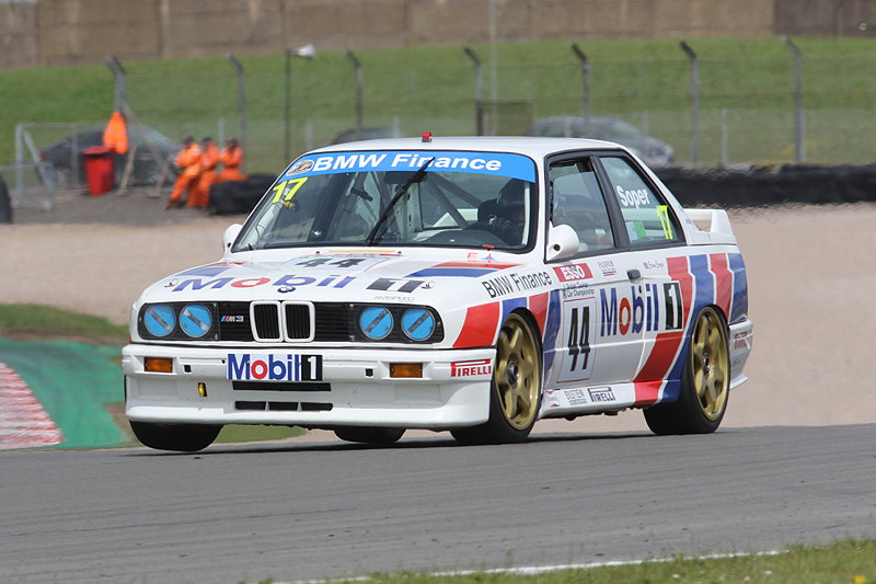 Spa date added to Dunlop Saloon Car Cup schedule