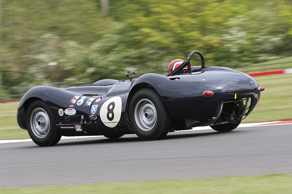 Archie Scott Brown to be remembered at Snetterton