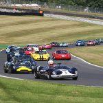 HSCC prepares to re-start racing