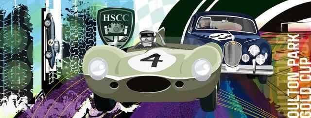 HSCC launches Jaguar race at Oulton Park