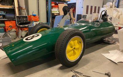 Classic Race Simulators on hand at Brands