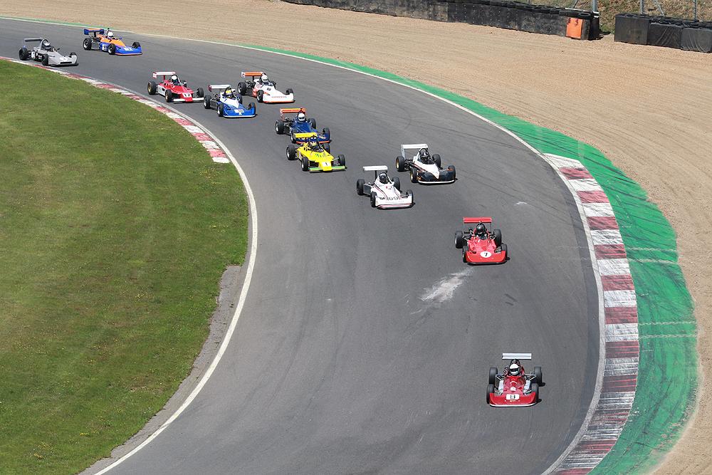 HSCC season starts at Brands Hatch