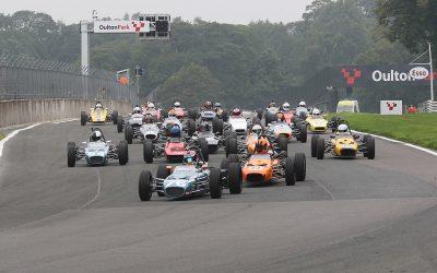 21-race line up for Oulton Park Gold Cup