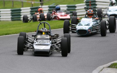 Historic Formula Ford gets replacement race