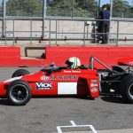 Ronnie Peterson's F2 car ready for Gold Cup return