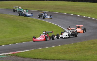 HSCC racers head for Cadwell Park Wolds Trophy
