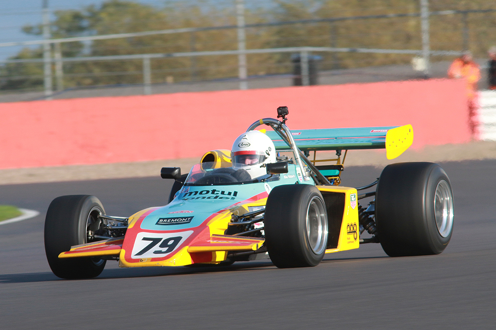 Historic F2 races added to HSCC Silverstone Finals