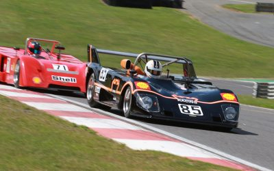 HSCC shortlisted in Royal Automobile Club Historic Awards