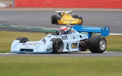 HSCC unveils 2021 calendar for Historic Formula 2