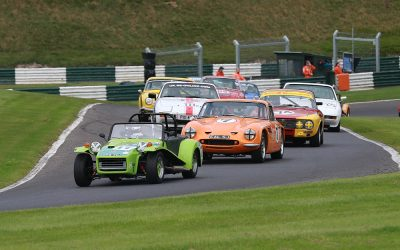 Extended track time for HSCC Road Sports categories